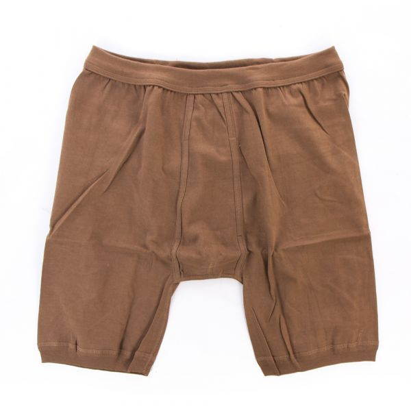 Pantaloncino intimo militare Tropen BW kaki 2 scelta