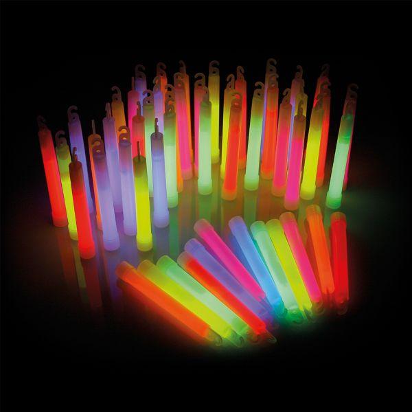 Stick luminosi Starlights KNIXS 25 pezzi 6 colori misti