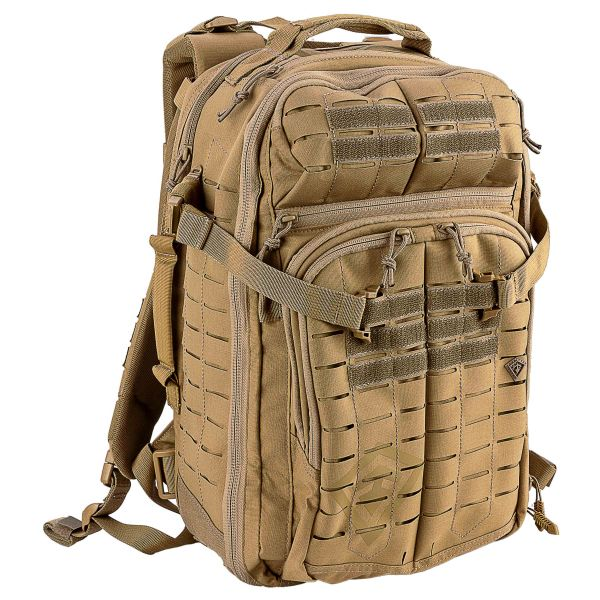 Zaino Tactix 1 Day Backpack marca First Tactical coyote