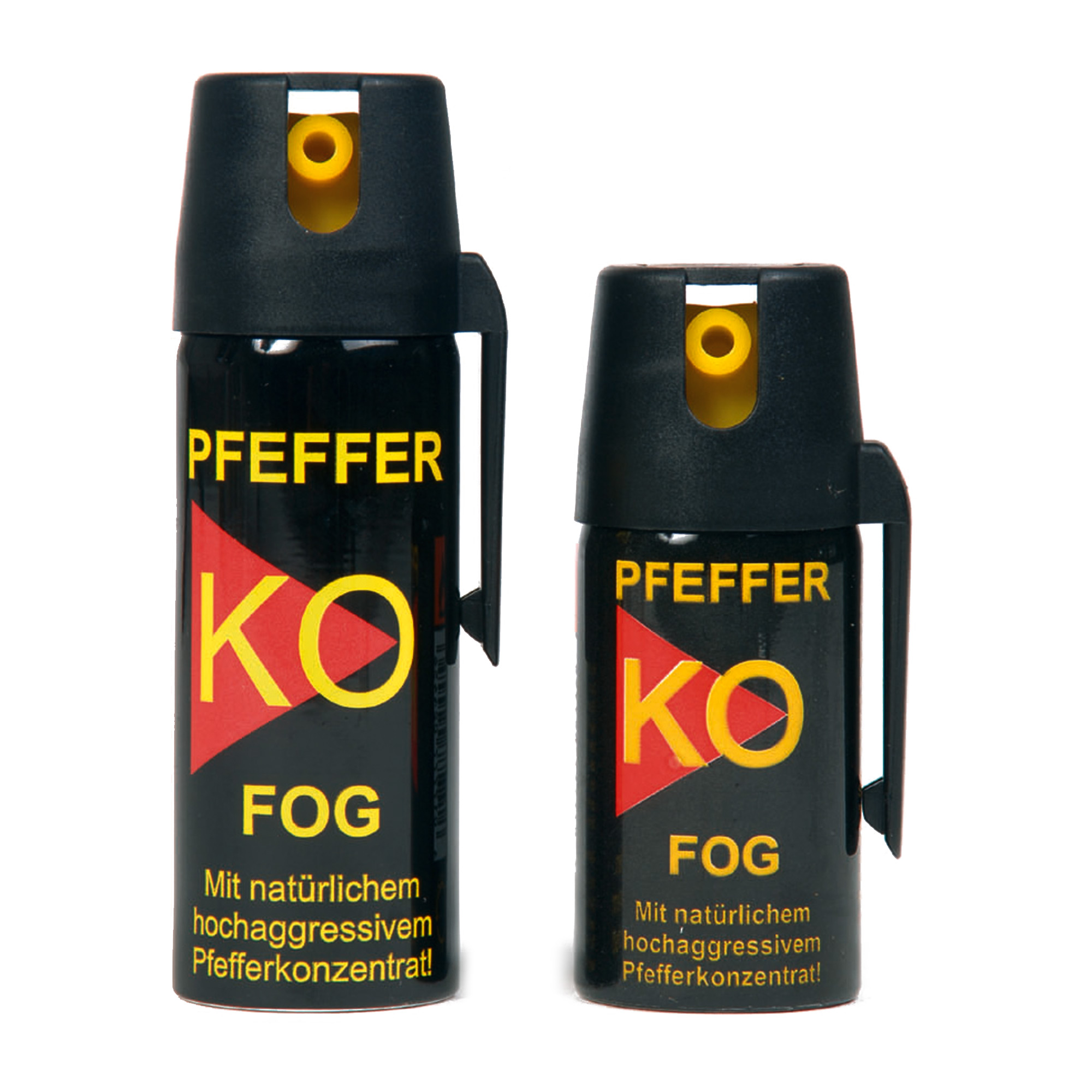 Spray di difesa al peperoncino nebulizzante KO Fog 100 ml