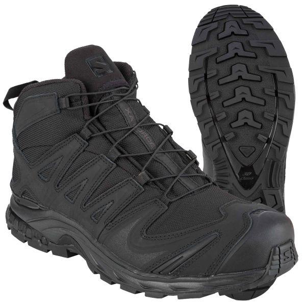 Scarpe XA Forces medie marca Salomon colore nero