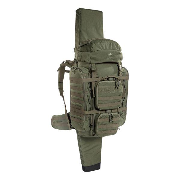 Zaino Modular Sniper con tasca porta fucile TT 45 L verde oliva