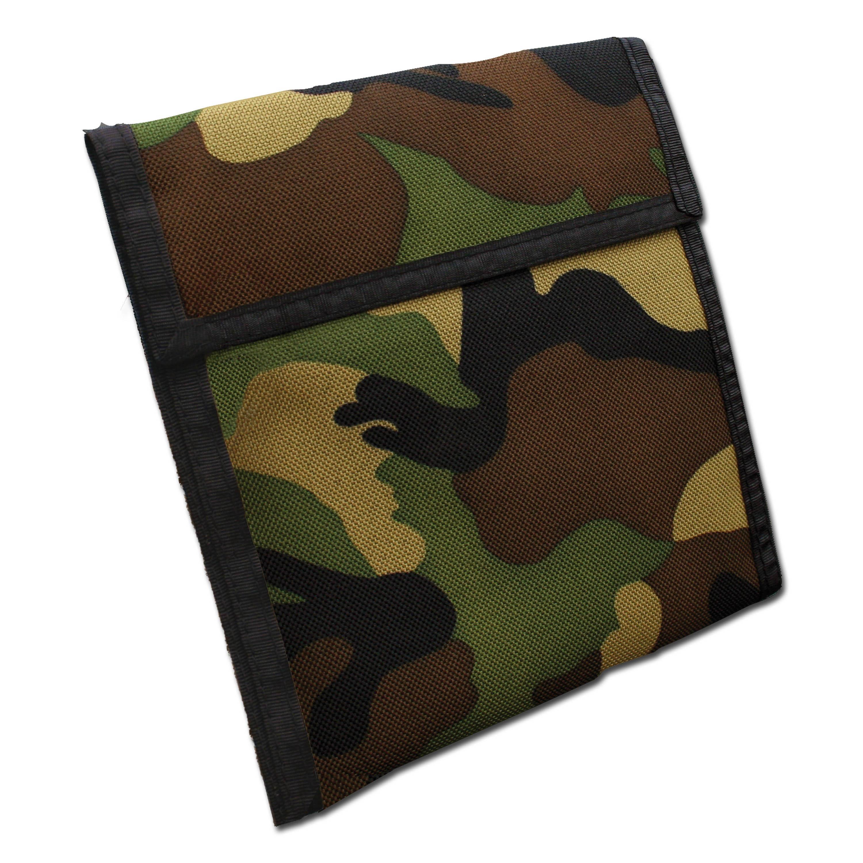 Kit di sopravvivenza, in pratica tasca mimetica, marca BCB