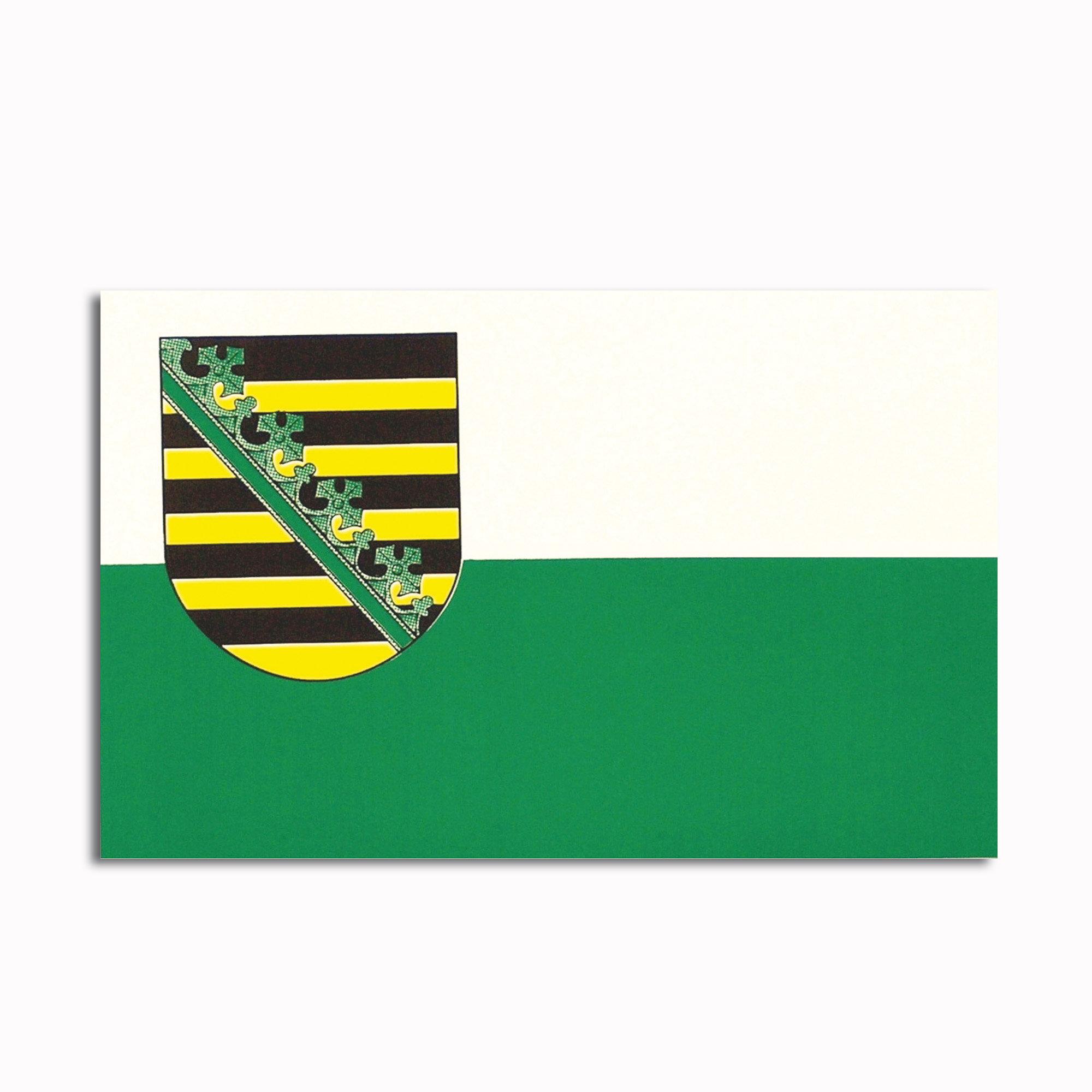 Sticker Sachsen