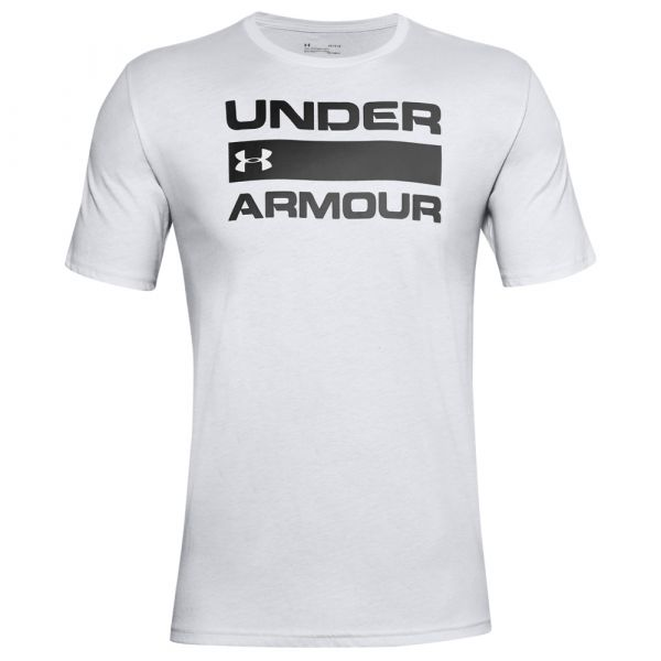 T-Shirt Under Armour Team Issue Wordmark SS halo gray