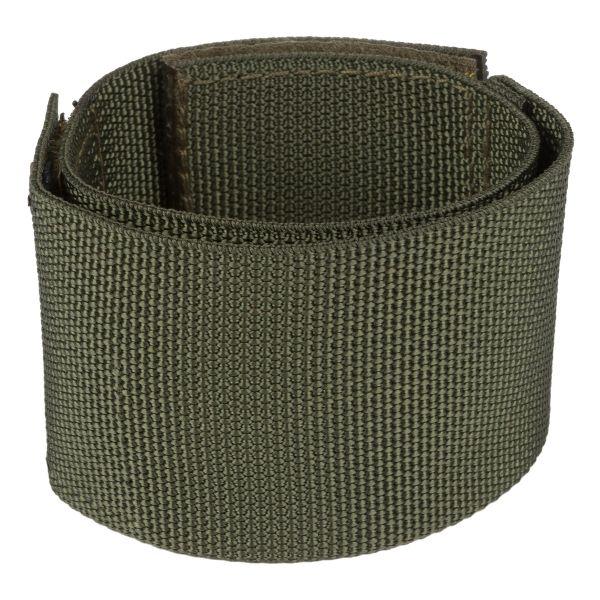 Fascia per cinturino da orologio, Heim, 25 cm, verde oliva