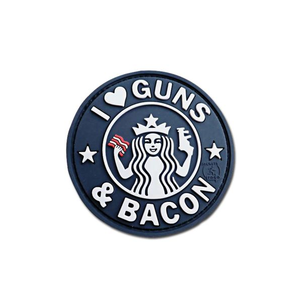 3D Patch JTG Guns and Bacon swat
